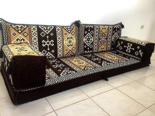 Amazon Com Furniture Oriental Seating Arabic Sofa Sofa Set Floor