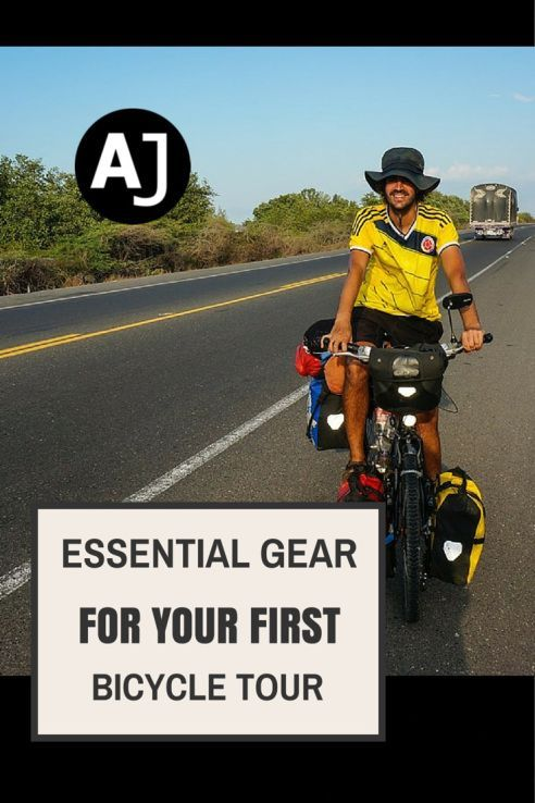 The Essential Gear For Bicycle Touring Run Bike Hike Bike