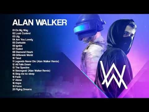 Lagu Hits Alan Walker Full Album Pubg Song Youtube Lagu Lagu Terbaik Steve Aoki