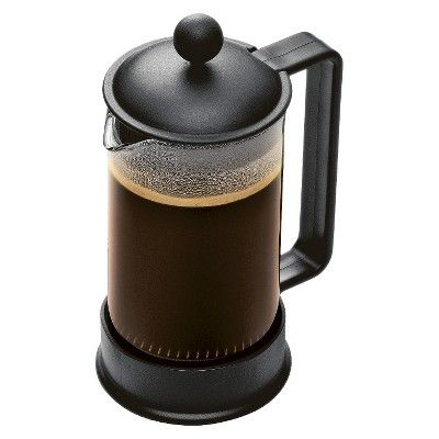 Bodum Brazil 3 Cup 12oz French Press Coffee And Tea Makers Camping Coffee Maker French Coffee