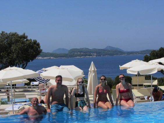 Pool shot! #awesomeaugust #family #holiday