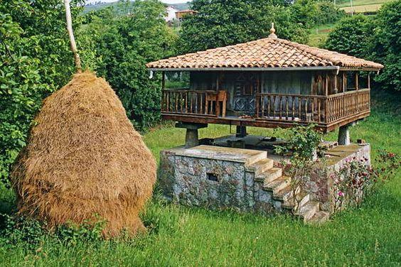 horreo en asturias - Buscar con Google