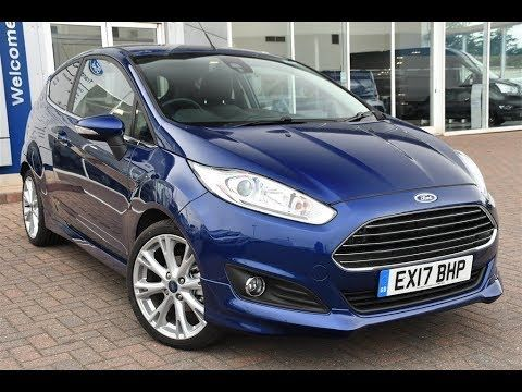 Best Images Of Ford Fiesta Blue Colour All Sports Cars Ford