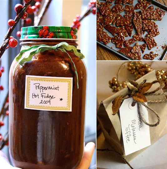 40 DIY Edible Gifts: awesome