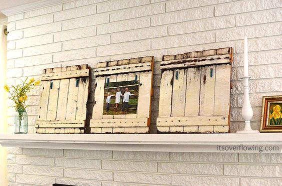 creative photo frames