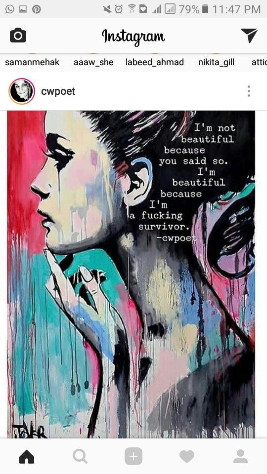 Pin By Lillian Lopez On Words Of Wisdom Survivor Instagram Movie Posters