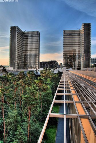 Bibliothèque Nationale de France le site Mitterrand pour lire et profiter de cet espace incroyable #Paris