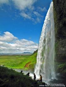 Skogarfoss (Foss is falls in Icelandic)