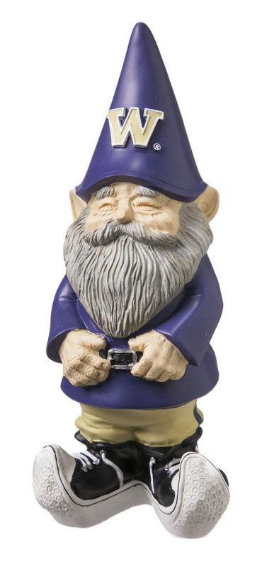University of Washington Garden Gnome