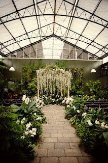 Planterra Conservatory In West Bloomfield Wedding Location