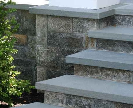 Bluestone Steps Front Porch Pinterest Products