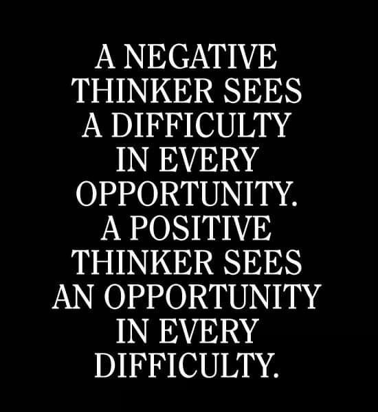 Positive Thinker Quotes Images 2