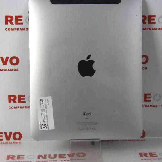 iPAD 1 64GB WIFI+3G de segunda mano E277131 | Tienda online de segunda mano en Barcelona Re-Nuevo