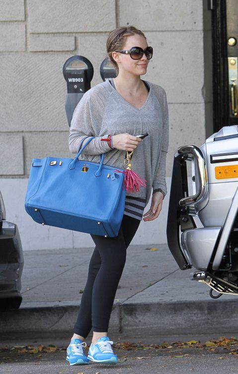 hermes clutch bag - Celebrities and their Hermes Birkin Bags: A Retrospective - Page ...