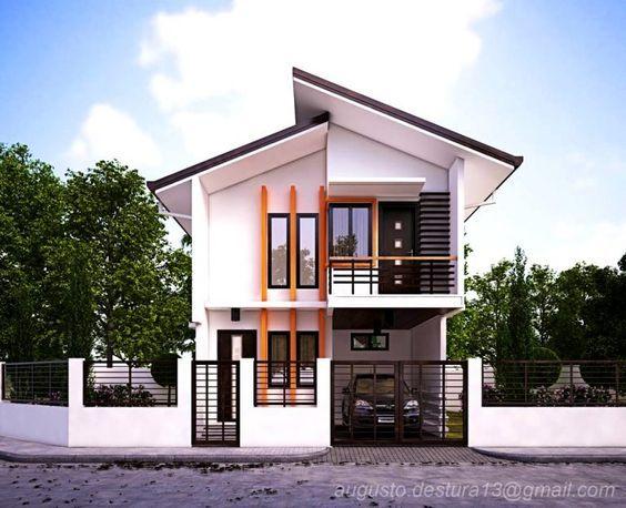 Desain Rumah Minimalis 2 Lantai Idaman Desain Rumah Rumah Minimalis Rumah