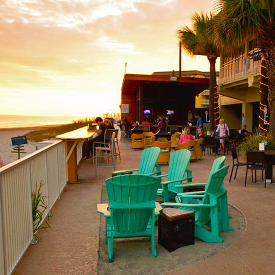 Best Folly Beach Restaurants Near Charleston