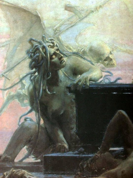 Maximilian Pirner - Finis (The End of All Things) - Detail