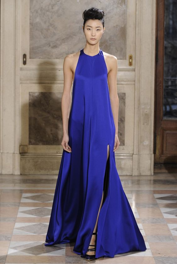 Bouchra Jarrar Couture Spring 2014 - Slideshow - Runway, Fashion Week, Fashion Shows, Reviews and Fashion Images - WWD.com