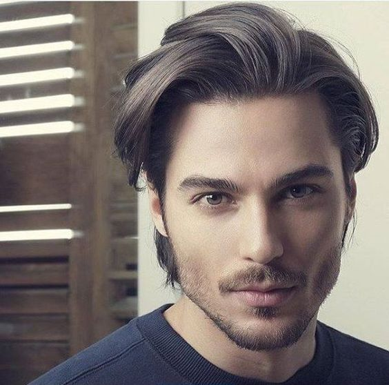 Astounding Nice Hairstyles And For Men On Pinterest Short Hairstyles Gunalazisus