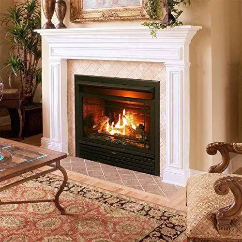 10 Best Gas Fireplace Inserts Propane Fireplace Ventless