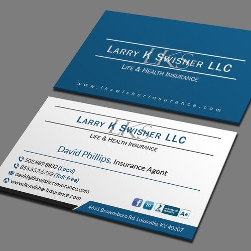 Insurance Visiting Card Attending Insurance Visiting Card Can Be A Disaster If You Forget Th Agency Business Cards Life And Health Insurance Visiting Cards