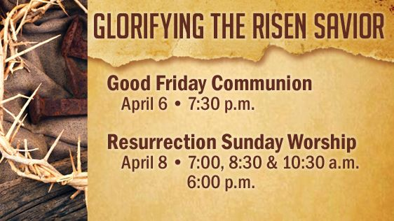 Do you know the Risen Savior? It matters more than you might think..