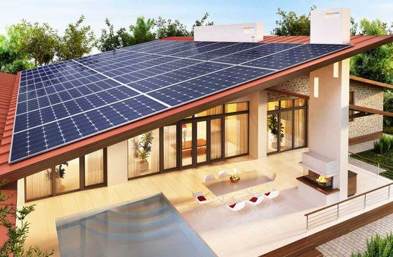 Placas solares para ahorrar energía