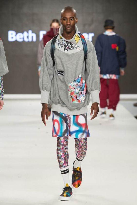 Liverpool John Moores Runway Show - Graduate Fashion Week