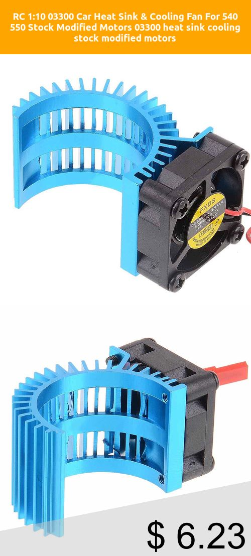 Only 6 23 Rc 1 10 03300 Car Heat Sink Cooling Fan For 540 550