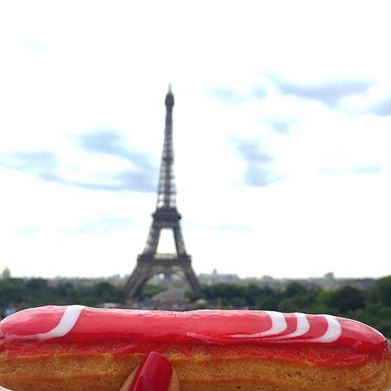 Rentrer à Paris pour le goûter ....