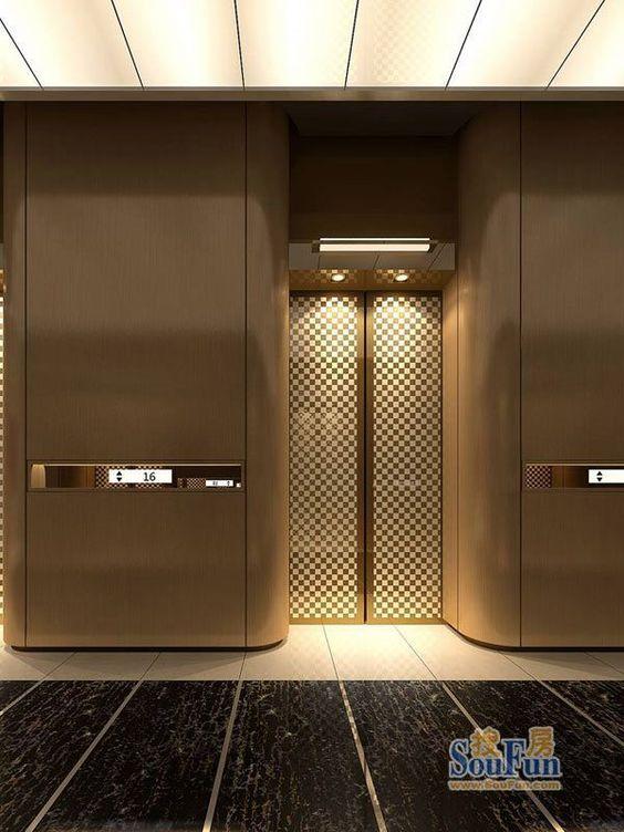 Foyer Chandelier Lift : Pin by 林浩明 on 电梯间 pinterest elevator foyer lighting