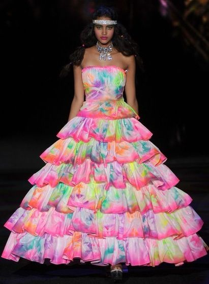 One of a kind Betsey Johnson dress. Betsey Johnson Spring 2011 Collection
