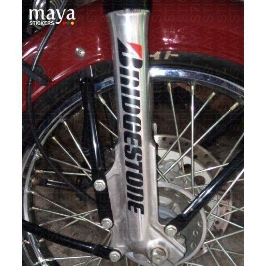 Bridgestone Logo Stickers Decal For Bikes And Cars Bridgestone Logo Sticker Classic 350