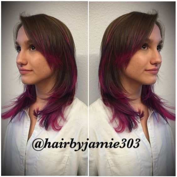 Fun fashion colors!! Call (720)708-2867 or visit www.ellebsalon.com to schedule your appointment with me!!