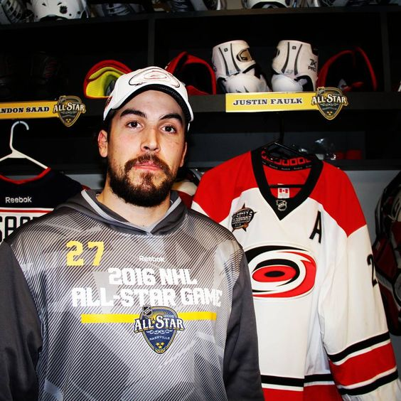 """Skills Competition game face. #NHLAllStar"""