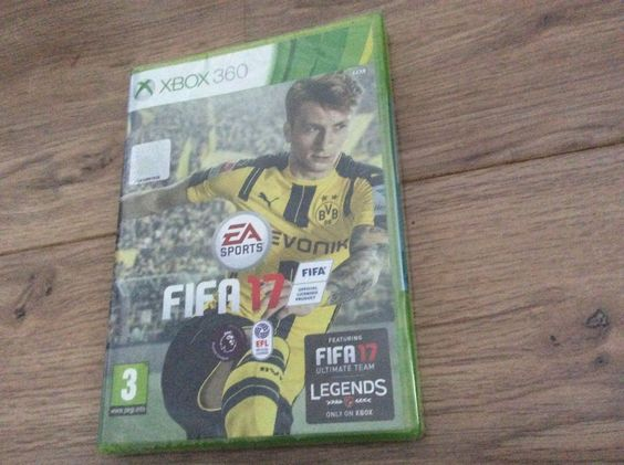 Fifa 17 xbox 360 ( NEW SEALED) https://t.co/I6APd2PbSI https://t.co/WKUWUfBWHI