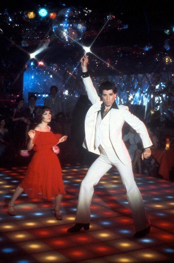 Saturday Night Fever.. John Travolta