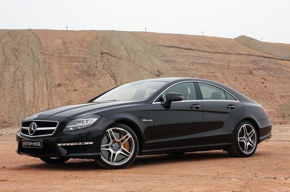 2012 Mercedes-Benz CLS63 AMG Four-Doors...power house