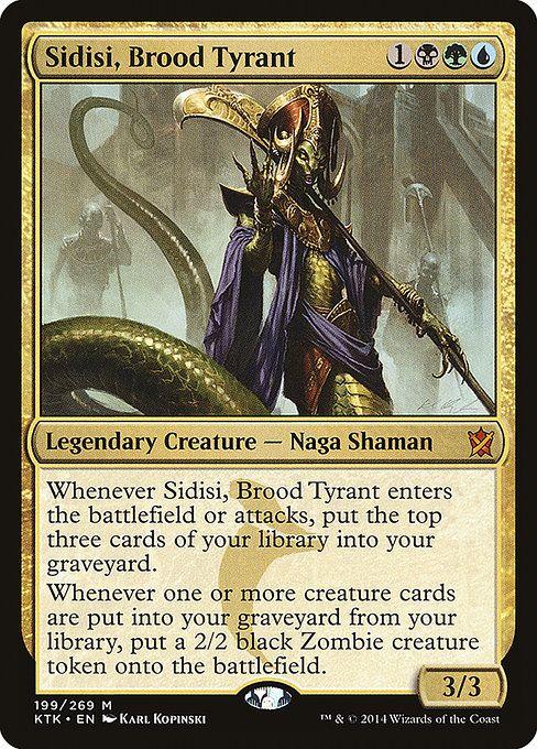 Edhrec Muldrotha The Gravetide Commander Magic The Gathering Cards Brooding Magic The Gathering