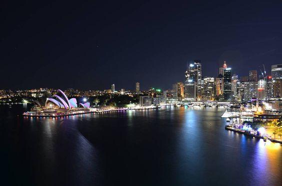 Circular Quay from #sydneyharbourbridge #sydney #ilovesydney #sydneyharbour #australia #australiagram by samirdudani http://ift.tt/1NRMbNv
