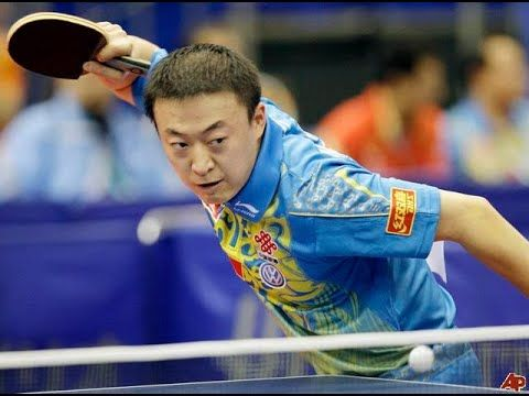 Ma Lin 10 Ridiculous Skills That No One Expected Table Tennis Legend Youtube In 2020 Table Tennis Tennis Legends Tennis