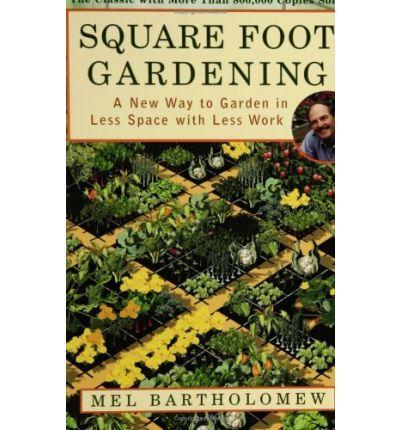 Square Foot Gardening - Jardinage en carrés
