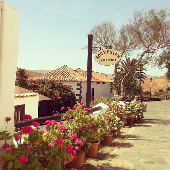 Betancuria -- Fuerteventura