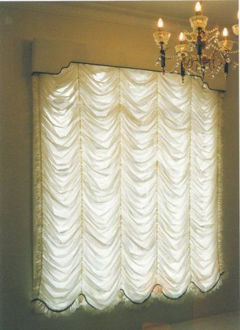 Curtain Tutorial Window Blinds And Window Curtains On