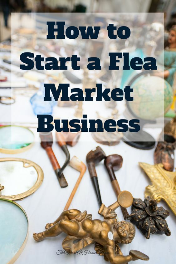 Flea markets and swap meets are big business these days. Before you start a flea market business however, there are a few things you should know.