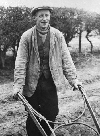 Farmer Who Captured Rudolf Hess