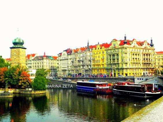 La llamada Praga Nueva