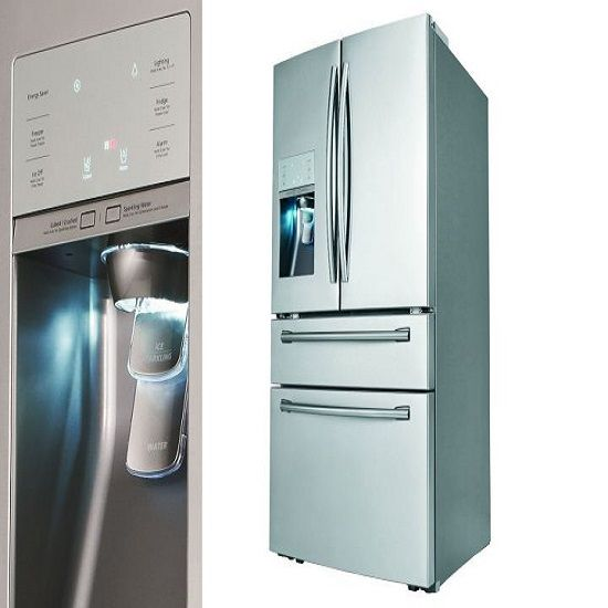 Get+sparkling+water+with+Samsung+and+Sodastream
