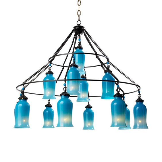 Sara Chandelier from Canopy Designs