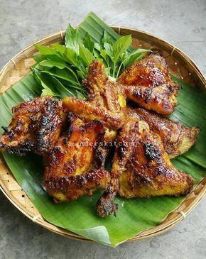Resep Ayam Bakar Solo Oleh Xander S Kitchen Resep Resep Ayam Resep Masakan Resep